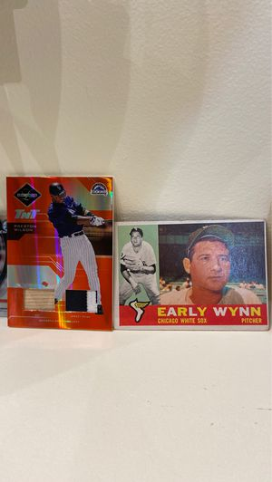 Nice baseball cards for Sale in Port Orchard, WA