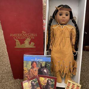 American Girl Doll: Kaya for Sale in Moore, OK