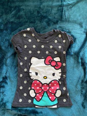 Girl's Size 4/5 Hello Kitty Shirt for Sale in Phoenix, AZ