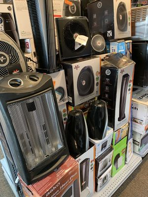 Lots of top-of-the-line heaters for Sale in Modesto, CA