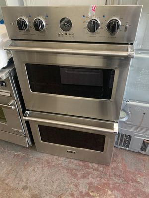 """New open box Viking 30"""" double convection wall oven. On sale! $4,500 for Sale in Plantation, FL"""