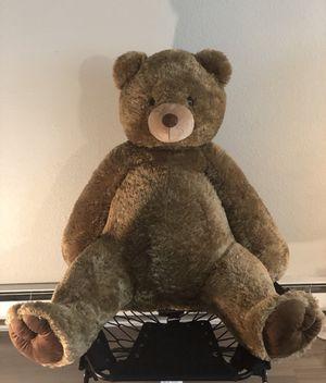 Human size Teddy Bear for Sale in Everett, WA