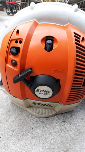 Stihl commercial leaf blower for Sale in Paramount, CA