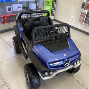 Mercedes Unimog Power Wheel Car//Financed $40 Down Payment . for Sale in Orlando, FL