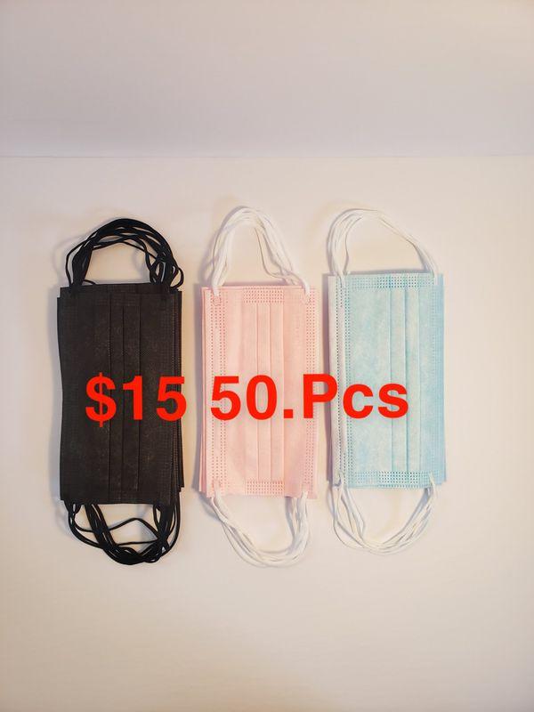 Face mask , Mascarilla , Fitness Health , Disposable.