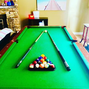 Full-size Pool Table for Sale in Silver Spring, MD