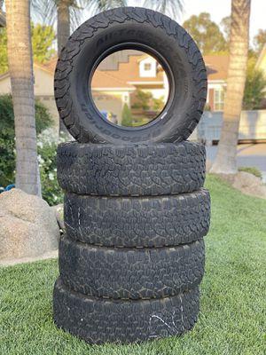 33in tires for Sale in Clovis, CA