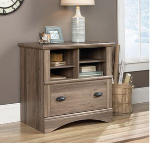 Nightstand - horizontal filing cabinet for Sale in Peoria, AZ
