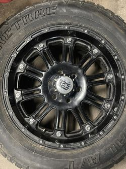 20 Inch Xd Series 6 Lug for Sale in Houston,  TX