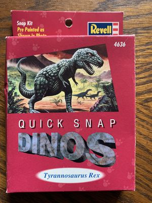 Revel Quick Snap Dinos for Sale in Chicago, IL