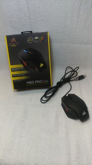 Corsair M65 Pro RGB Gaming Mouse for Sale in Reno, NV