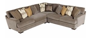Raymour and Flanigan sectional sofa couch for Sale in North Tonawanda, NY