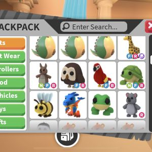 Adopt Me Items For Sale (ROBLOX) for Sale in Cupertino, CA