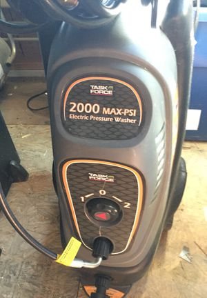 Electric pressure washer Laik new for Sale in St. Louis, MO