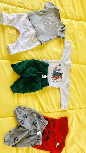 Baby boy clothe for Sale in Downey, CA