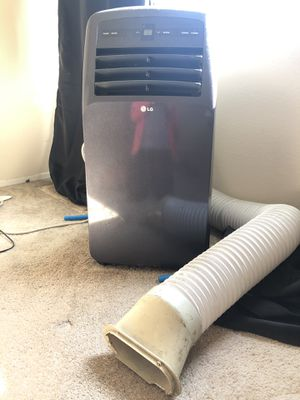 LG Portable AC 12,000 BTU for Sale in Los Angeles, CA