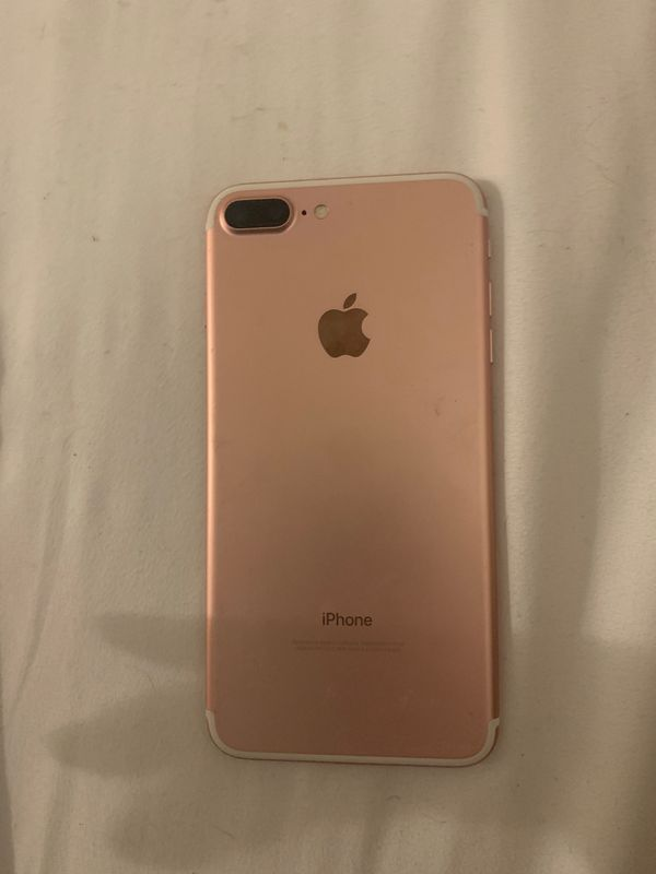 iPhone 7plus iCloud locked