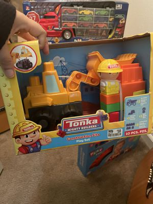 TONKA truck baby toy NEW for Sale in Manteca, CA