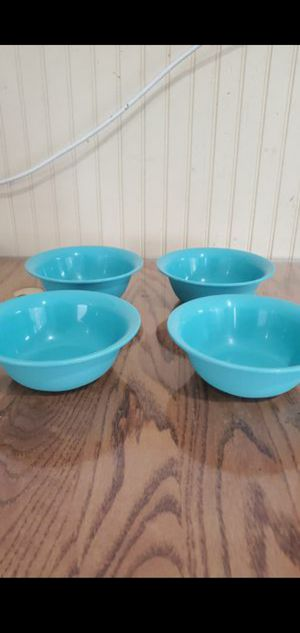 4 New Matching Strilite blue Bowls Free with $10 Purchase! for Sale in Spring Valley, CA