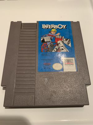 Paperboy (Nintendo Entertainment System, 1988) Tested Works for Sale in Chula Vista, CA