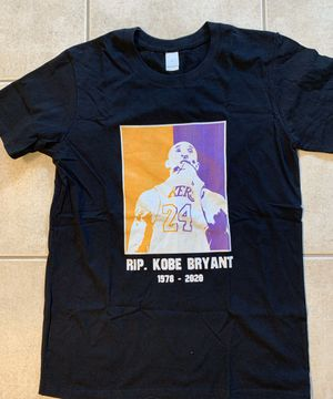 New Kobe Bryant RIP adult small for Sale in Palatine, IL