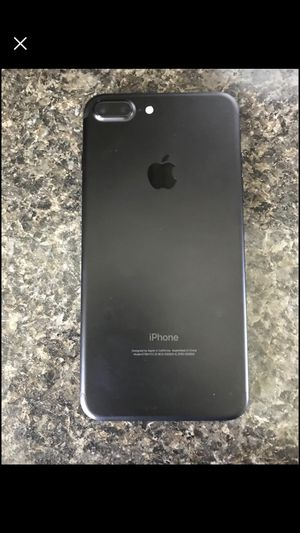 AT&T Apple IPhone 7 Plus 32gb for Sale in New Bloomfield, MO