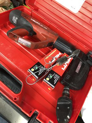 Nail gun hilti Dx460 for Sale in Houston, TX