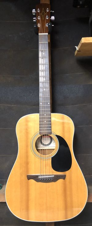 1998 Alvarez RD20S Acoustic Guitar With Gig Bag for Sale in La Habra Heights, CA