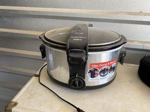Crock Pot for Sale in El Paso, TX
