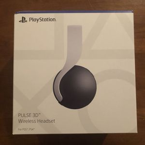 Pulse 3D PS5 Headset for Sale in Westford, MA