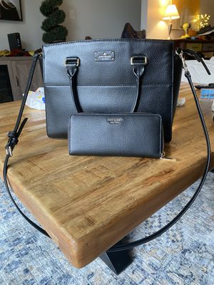 Kate Spade Purse and Slim Zippy Wallet for Sale in Ashburn, VA