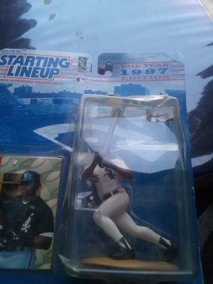 Frank Thomas start line up 1997 for Sale in Ontario, CA