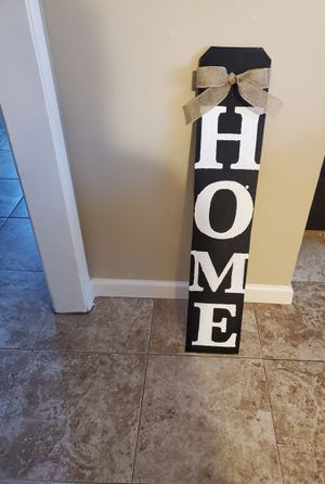 HOME porch sign for Sale in Manteca, CA