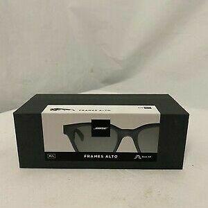 Bose 840667-0100 Frames Alto Audio Smart Sunglasses - Black M/L for Sale in Chandler, AZ