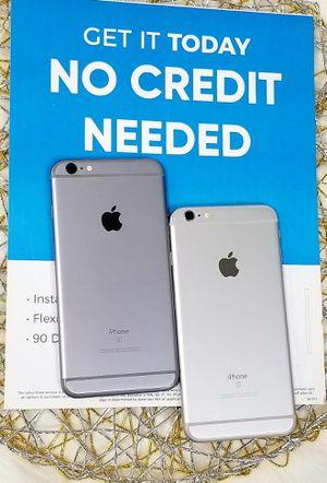 Apple iPhone 6s+ 32gb unlocked for Sale in Seattle, WA