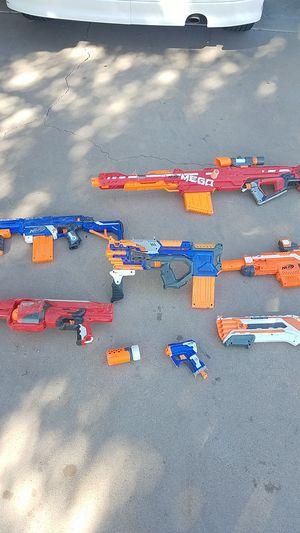 Assorted Nerf Guns for Sale in Phoenix, AZ