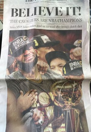 News paper for Sale in Cleveland, OH