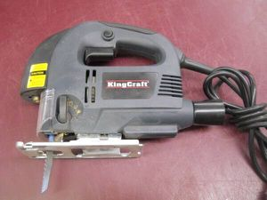 KING CRAFT ORBITAL ACTION JIG SAW VARIABLE SPEED for Sale in Columbus, OH