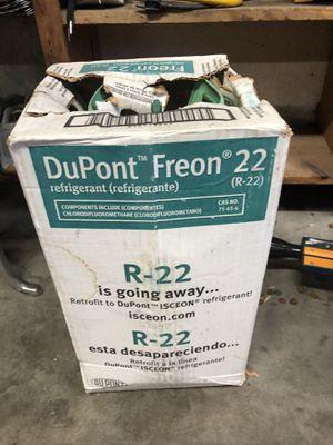 R22 Freon refrigerant for Sale in Artesia, CA