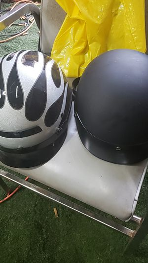 Dot approved motor cycle helmets for Sale in Tunnel Hill, GA