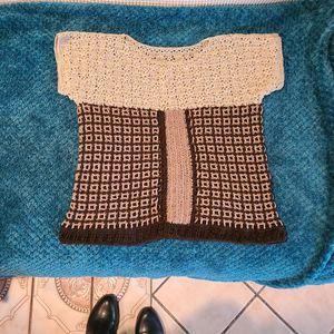 Crochet Pattern Blouse for Sale in Dinuba, CA
