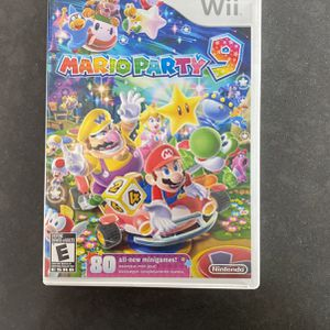 Mario Party 9 Wii for Sale in Phoenix, AZ