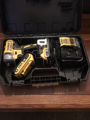 DeWalt 20v / XR Drill for Sale in North Billerica, MA