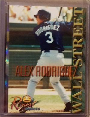 Alex Rodriguez, rookie card for Sale in Everett, WA
