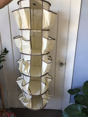 Shoe organizer and hanger for Sale in Los Angeles, CA