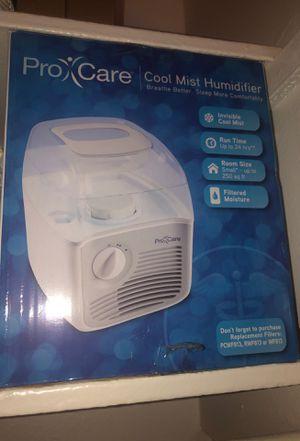 Cool mist humidifier for Sale in El Cajon, CA