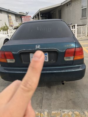 '97 Honda Civic FOR SALE for Sale in Los Angeles, CA