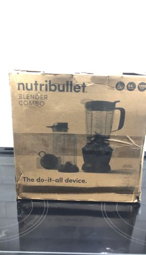 Nutra bullet combo for Sale in Los Angeles, CA