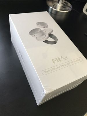 Brand new FitAir portable air purifier with true HEPA filter for Sale in San Francisco, CA
