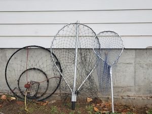 Crab ring and nets for Sale in Eagle Point, OR
